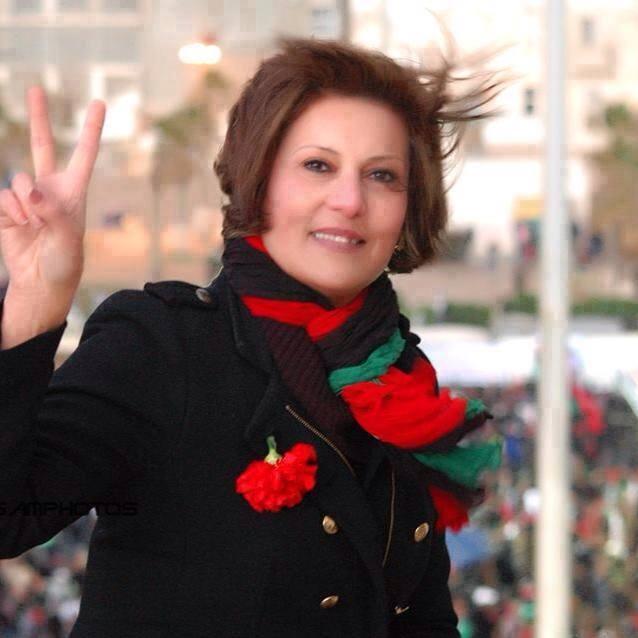 كلمات سلوى بوقعيقيص الأخيرة ووصايها السبع يوم اغتيالها الجبان25 يونيو 2014