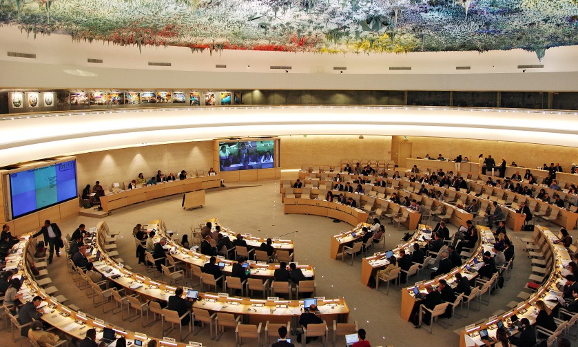 LWPP at 30th Session of Human Rights Council: Welcomes HRC fact-finding mission & Warns of a Fragile Peace Settlement