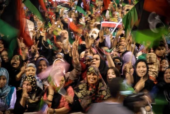 منبر المرأة الليبية من أجل السلام يعلن عن استراتيجية شاملة لمواجهة الأزمة لتحقيق الاستقرار في ليبيا