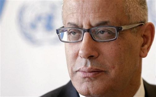 Coalition of Libyan Civil society Organizations (The Platform) Condemns the Forced Disappearance of Ali Zeidan